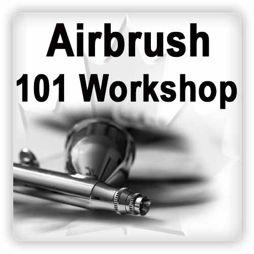 Airbrush Classes - Introduction