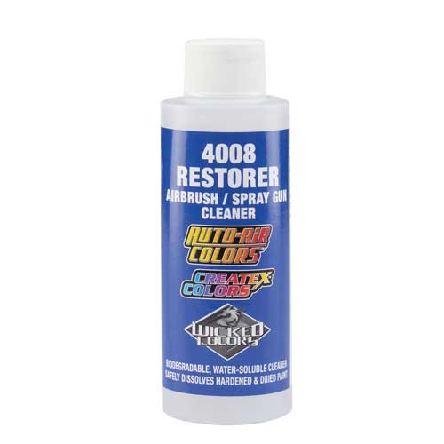 Airbrush Cleaner Restorer
