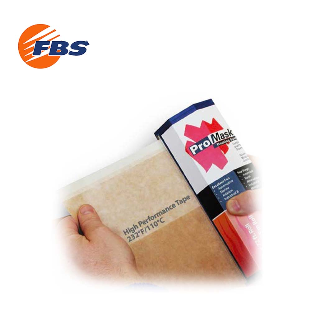 FBS ProMask Tape For Automotive
