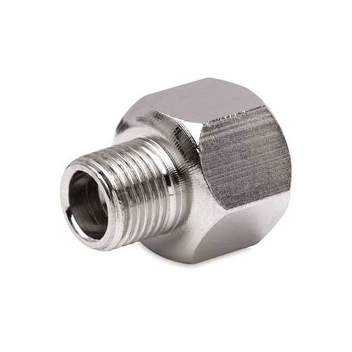 "iwata air hose adapter 1/4"" to 1/8"" reducer"