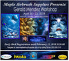 Workshop: Gerald Mendez