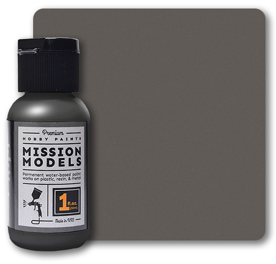 Mission Models Paint - Metallic Burnt Iron 1