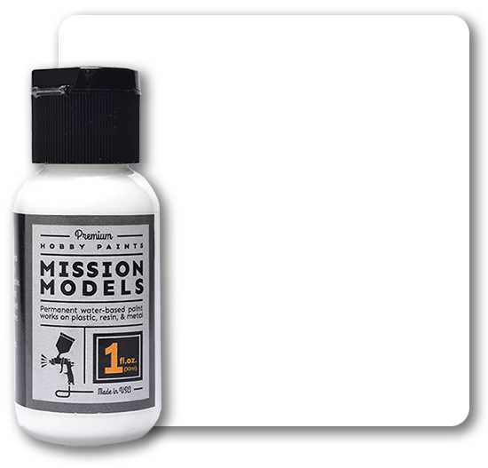 MMP001 Mission Models Paint - White