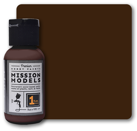 MMP002 Mission Models Paint - Brown