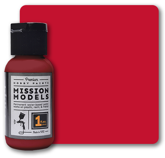 MMP003 Mission Models Paint - Red