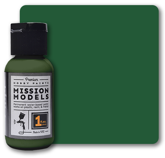 MMP004 Mission Models Paint - Green