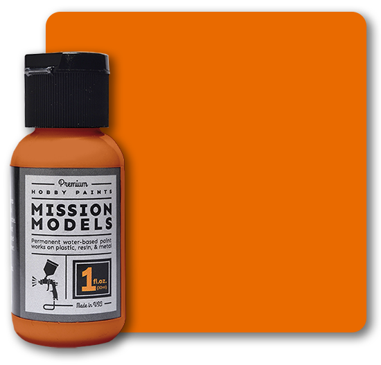MMP005 Mission Models Paint - Orange