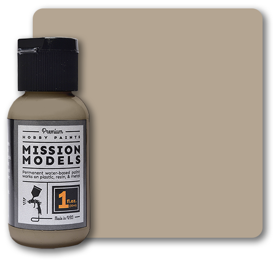 MMP006 Mission Models Paint - Light Neutral Tan
