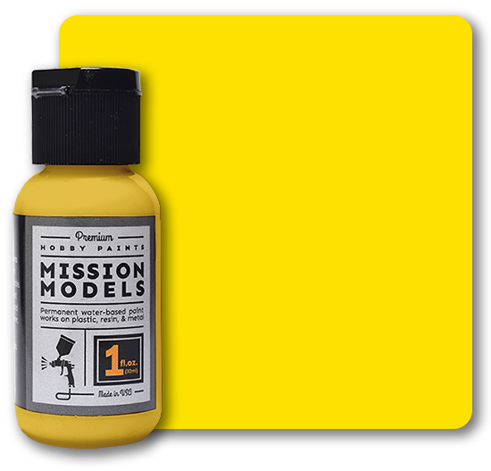 MMP007 Mission Models Paint - Yellow