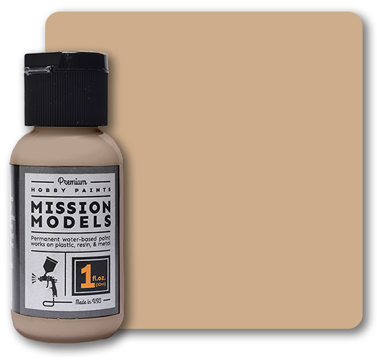 Mission Models Paint - US Desert Tan Modern 2 FS 33446
