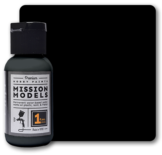 MMP040 Mission Models Weathering - Tire Black 1