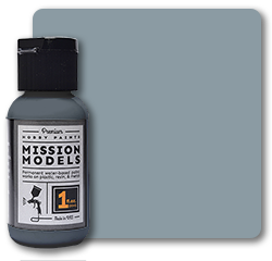 MMP042 Mission Models - British Light Silver Grey RAL 7001