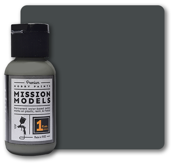 MMP045 Mission Models - British Slate Grey RAL 7016