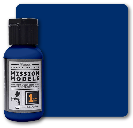 MMP010 Mission Models Paint - Blue