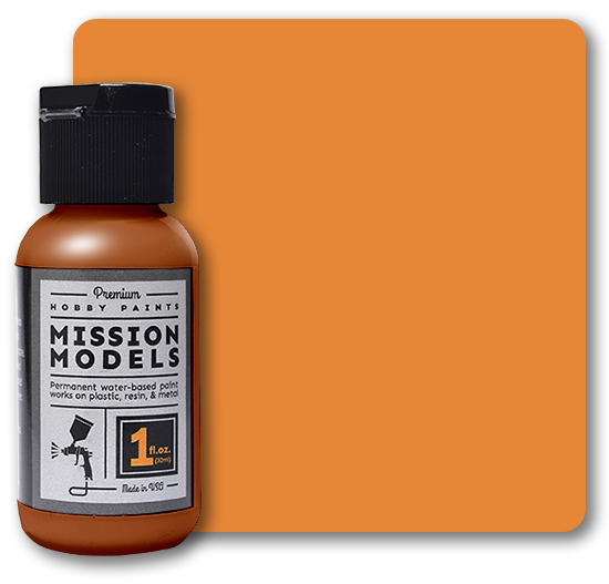 Mission Models Paints - Light Rust 1