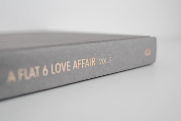 A Flat 6 Love Affair - VOL 2 (SOLD OUT - only available as full set)