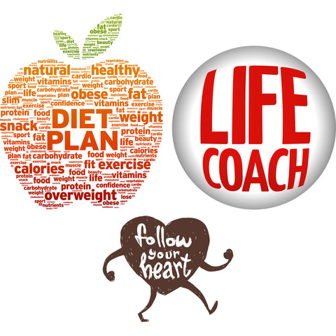 Nutrition Plans ~ Life Coaching