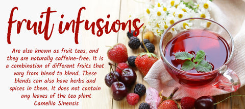 Find a Selection of Premium Fruit Tea I Tea Desire
