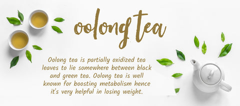 Find a selections of Premium Oolong Tea I Tea Desire