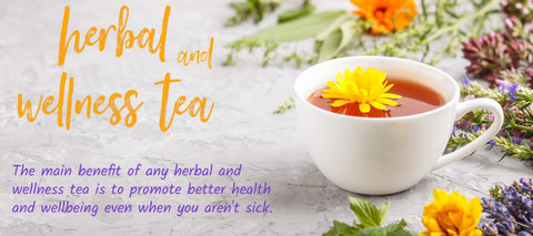 Find a selections of Premium Herbal Tea I Tea Desire