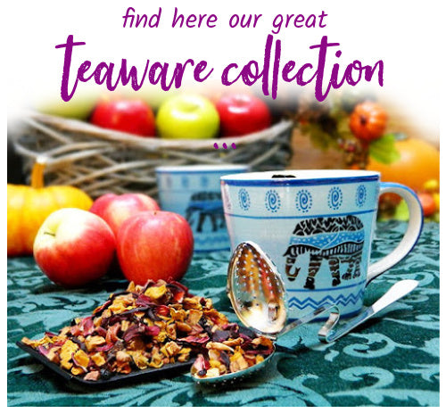 Great Teaware Collection at Tea Desire