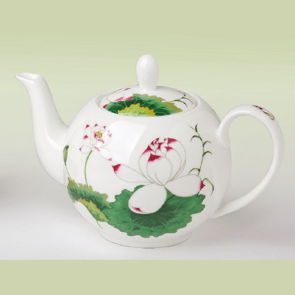 Tealogic Teapot Lotus | Tea Desire