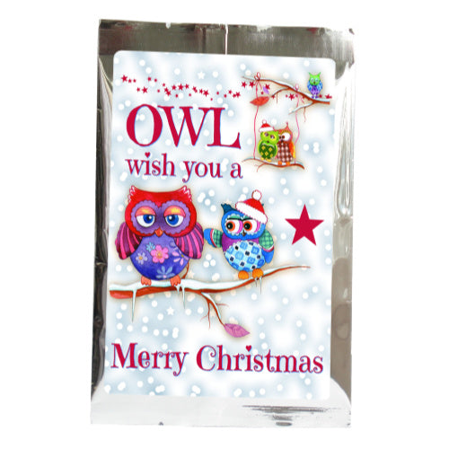 tea greetings:  owl wish you... - Tea Desire