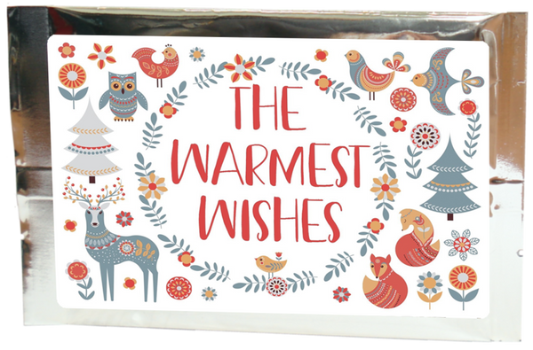 tea greetings:  the warmest wishes - Tea Desire