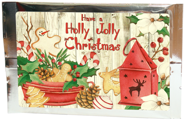 tea greetings:  holly jolly christmas - Tea Desire