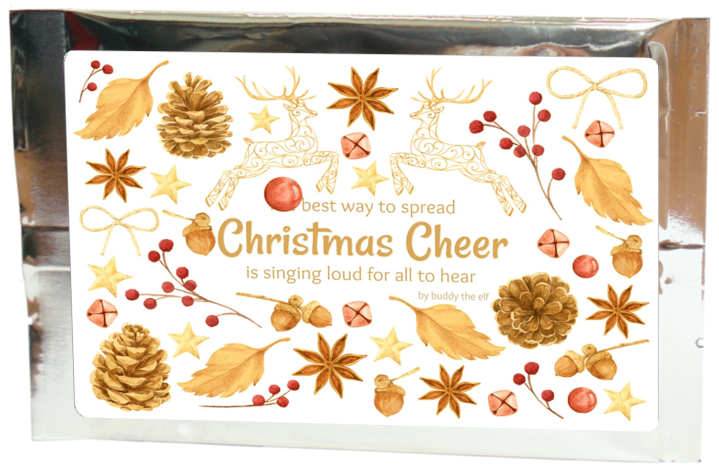 tea greetings:  christmas cheer - Tea Desire