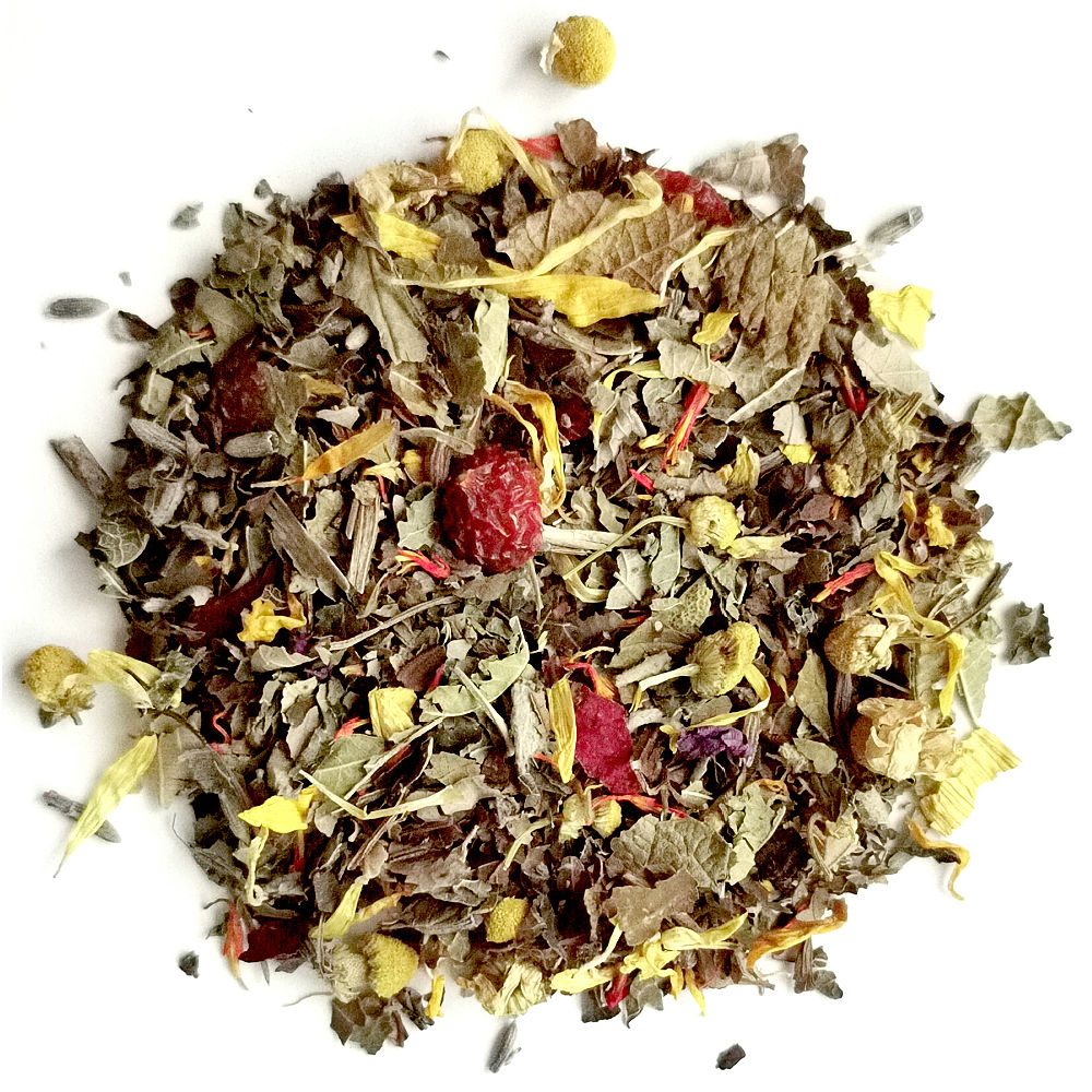 Tea Desire's Alkaline Herbal Blend
