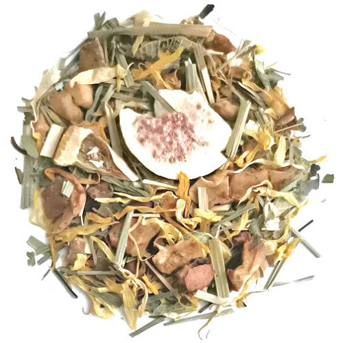 Lucky Well Herbal Tea Blend - Tea Desire
