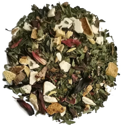 Mediterranean Herbal Tea Blend - Tea Desire