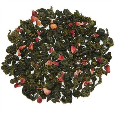raspberry oolong - Tea Desire