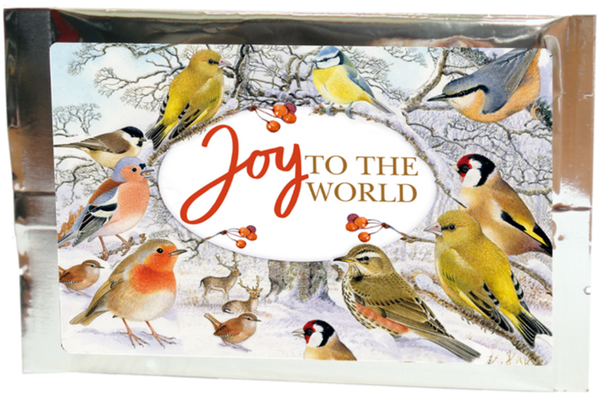 tea greetings:  joy to the world - Tea Desire