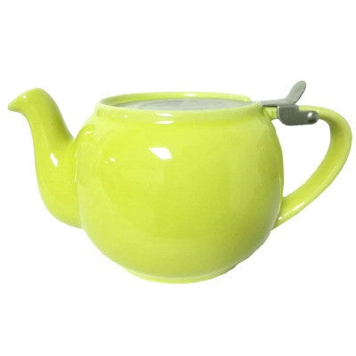 teapot swc lemon with infuser - Tea Desire