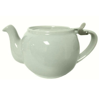 teapot swc blue/grey with infuser - Tea Desire