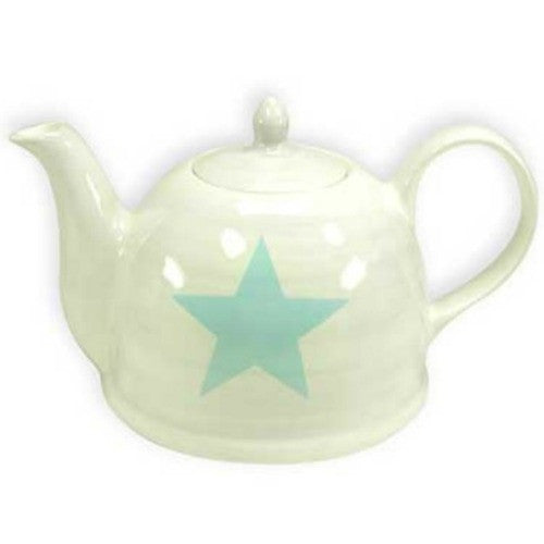 teapot star mint - Tea Desire