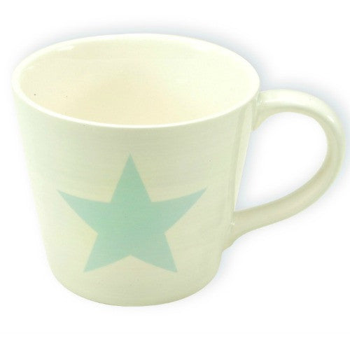mug sw star mint - Tea Desire