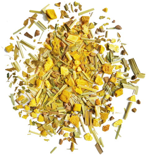 lemon-turmeric - Tea Desire