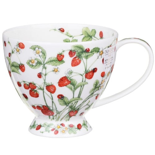 wild strawberries - skye mug - Tea Desire