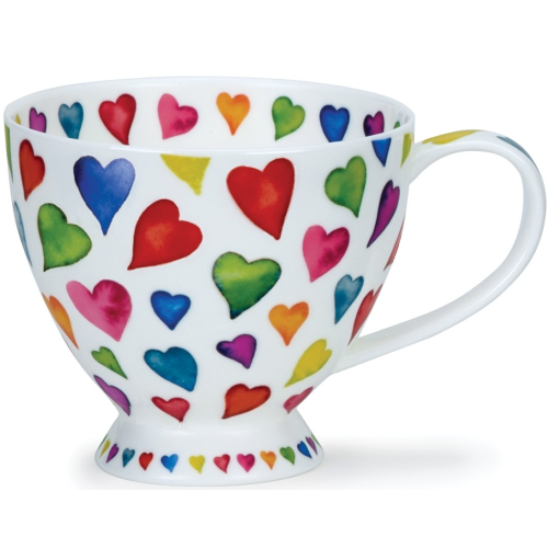 warm hearts - skye mug - Tea Desire