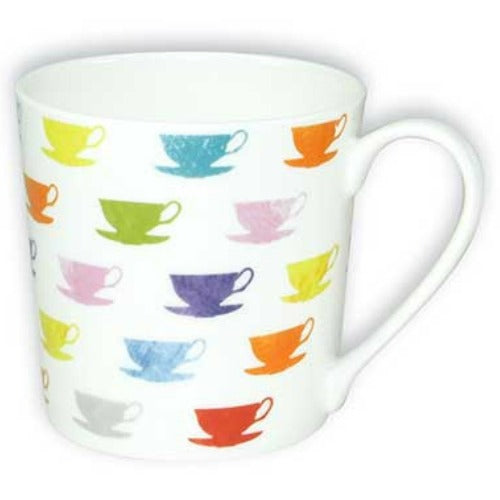 Happy Cups Mug Teacups Mugs Tea Desire
