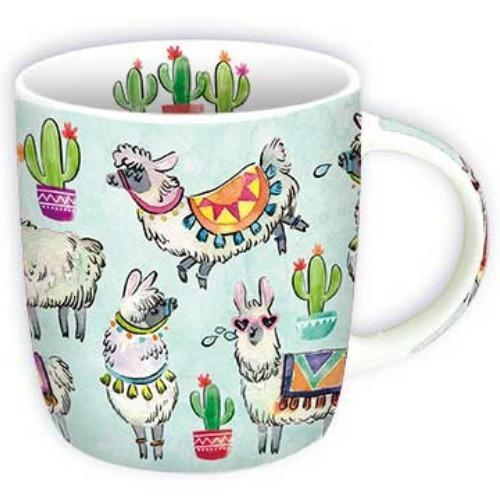 mug llama party - Tea Desire