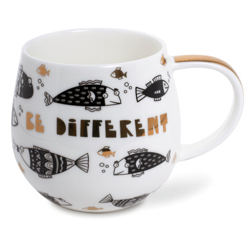 belly-mug fish - Tea Desire