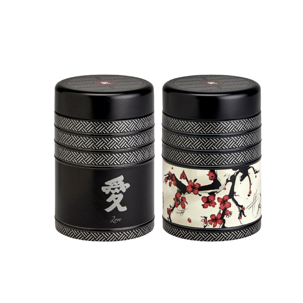 Tea Storage Tin Kyoto by Eigenart @ Tea Desire