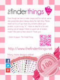 Puppy Dog and Pink Bow Nail Art Decal Sticker Set - The FinderThings