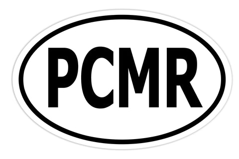 PC Master Race Sticker Decal - PCMR Computer Bumper Sticker - The FinderThings