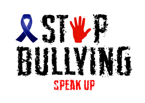 Stop Bullying Car Sticker Anti Bully Car Decal Sticker Speak Up - The FinderThings