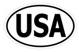 USA Sticker Decal - America and Patriotic Bumper Sticker - The FinderThings